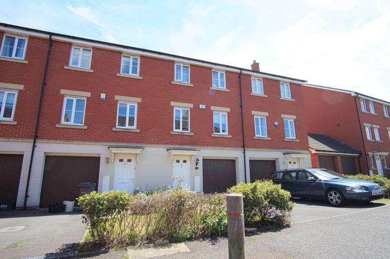 3 Bedrooms Terraced House for rent in Wordsworth Road, Horfield, Bristol, BS7 0ED