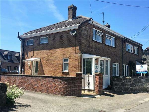 3 Bedrooms Semi Detached House for sale in Victoria Street, Shaftesbury