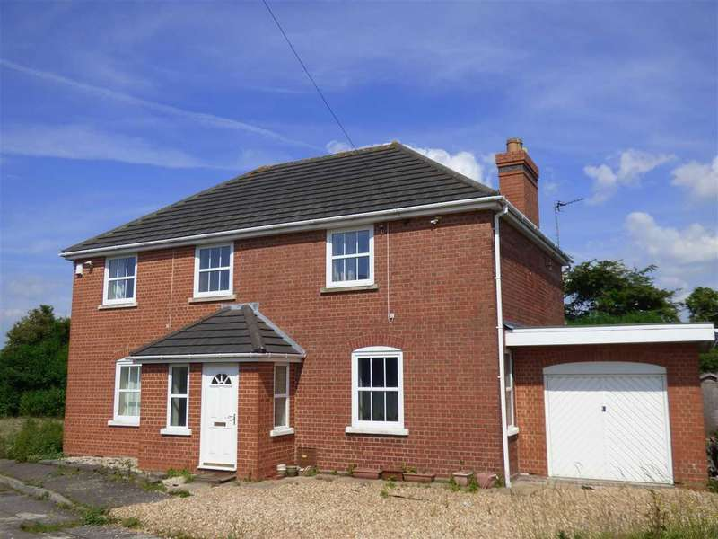 4 Bedrooms Detached House for sale in Leacroft, The Pill, Caldicot
