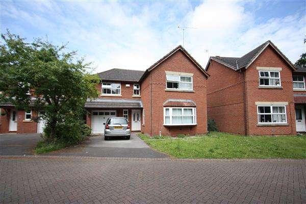4 Bedrooms Detached House for sale in Swan Close, Ellesmere Port