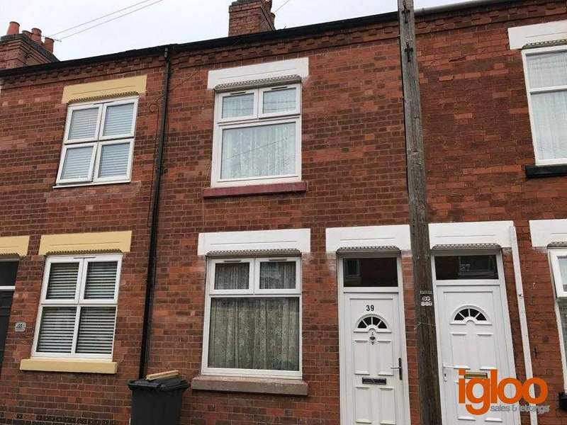 3 Bedrooms Terraced House for sale in Vaughan Street, Leicester