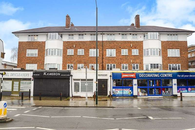 2 Bedrooms Flat for sale in Hampton Road, Twickenham, TW2