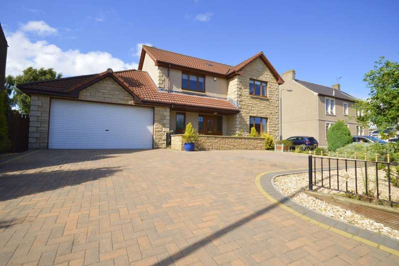 4 Bedrooms Detached House for sale in Main Street, Coaltown, Glenrothes, KY7