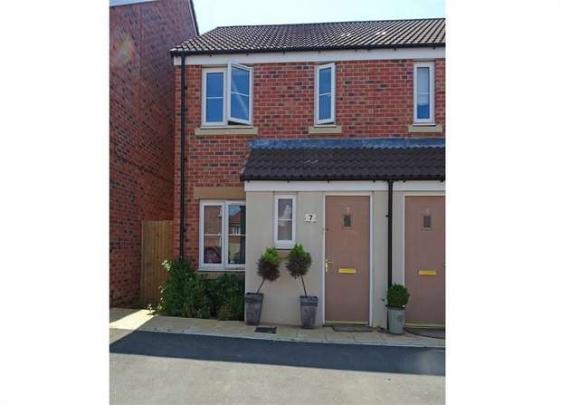 2 Bedrooms Semi Detached House for sale in Stowell Road, Coate, Swindon, Wiltshire
