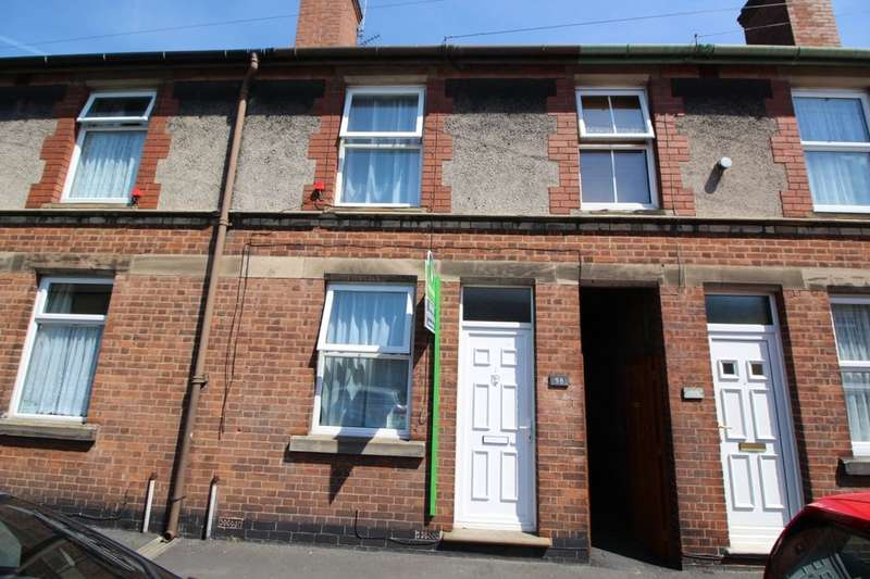 3 Bedrooms Property for sale in Gordon Street, Burton-On-Trent, DE14