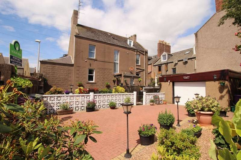 4 Bedrooms Property for sale in Chapel Street, Montrose, DD10