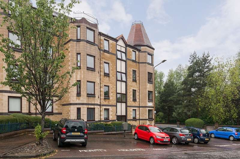 2 Bedrooms Flat for sale in West Bryson Road, Polwarth, Edinburgh, EH11 1BQ