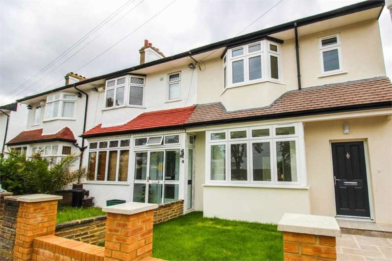 3 Bedrooms End Of Terrace House for sale in Friday Road, Mitcham, Surrey