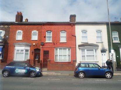 4 Bedrooms Terraced House for sale in Townsend Lane, Liverpool, Merseyside, England, L6