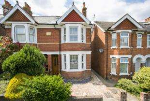 4 Bedrooms Semi Detached House for sale in Lionel Road, Tonbridge, Kent