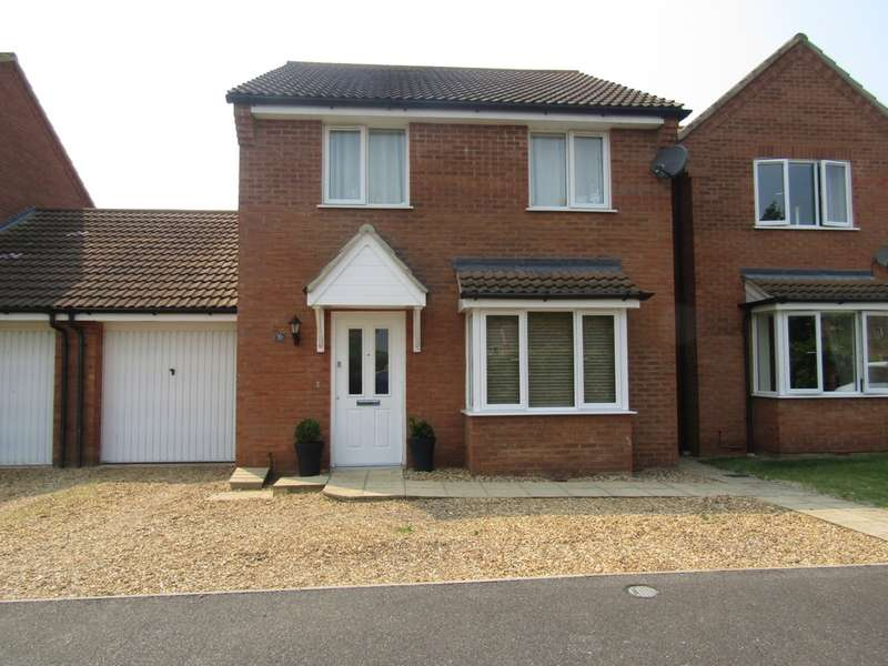3 Bedrooms House for sale in Redbarn, Turves, PE7