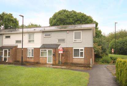 3 Bedrooms End Of Terrace House for sale in Hazlebarrow Drive, Sheffield, South Yorkshire