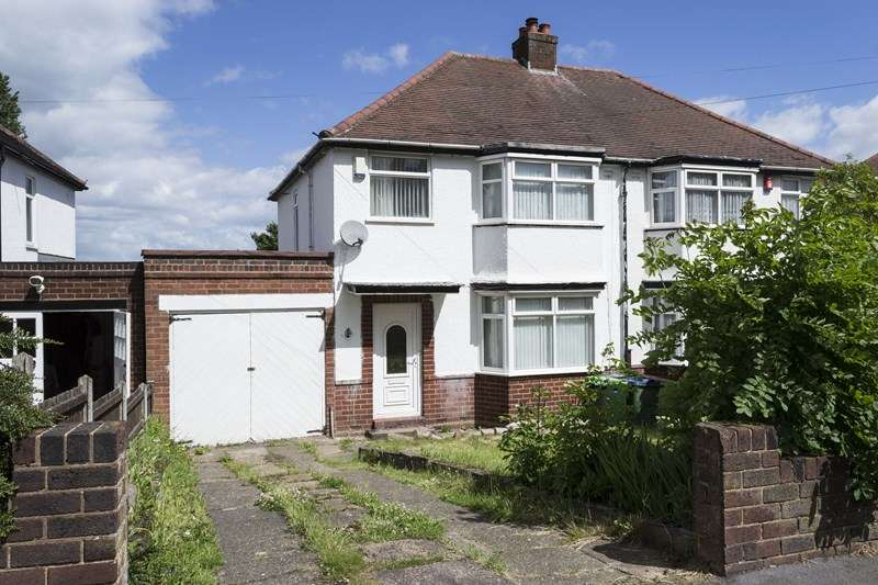 3 Bedrooms Semi Detached House for sale in Pine Road, Tividale, Oldbury