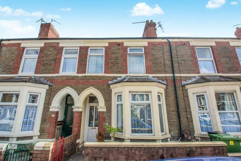 3 Bedrooms Terraced House for sale in Manor Street, CARDIFF