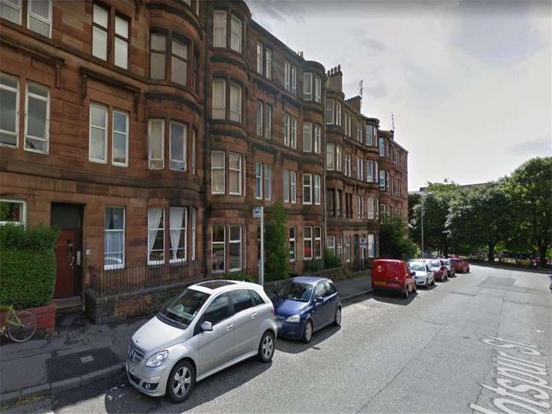 2 Bedrooms Flat for rent in Hotspur Street, North Kelvinside, Glasgow