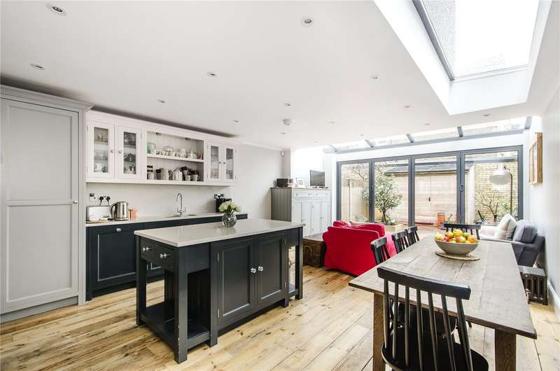 5 Bedrooms Terraced House for sale in Cavendish Road, London, SW12