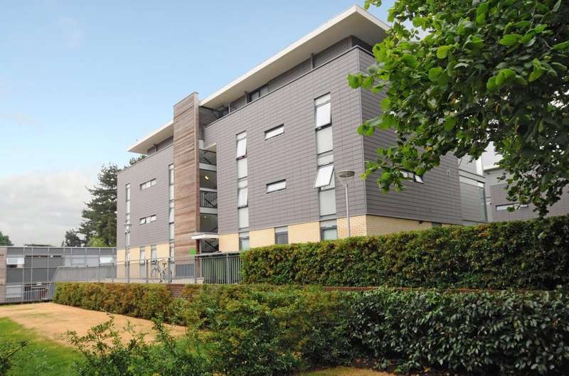 2 Bedrooms Flat for sale in Trinity Court, Newsom Place, St. Albans, Hertfordshire, AL1