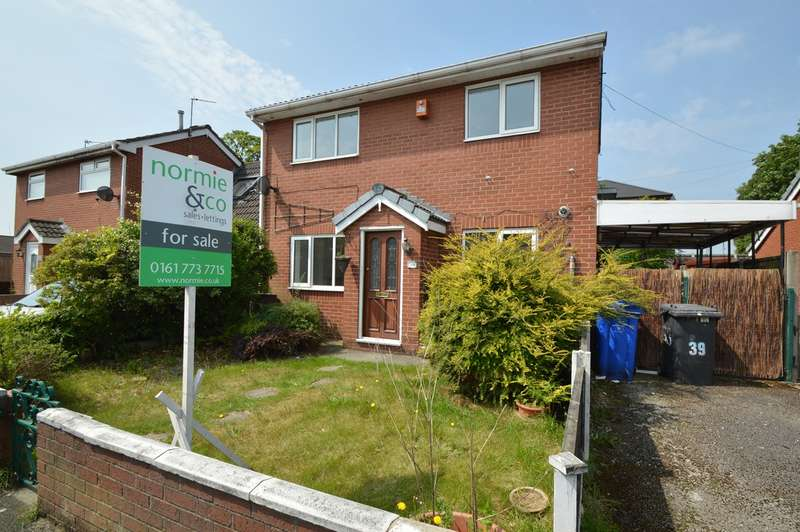 2 Bedrooms Link Detached House for sale in Lever Street, Radcliffe, Manchester, M26
