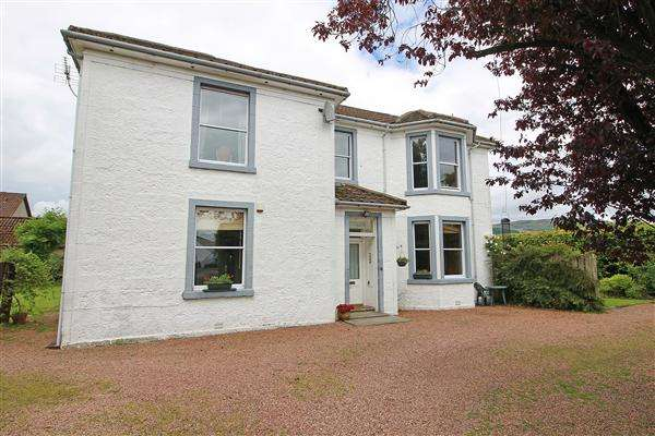 4 Bedrooms Apartment Flat for sale in Cornton House, Chattan Avenue, Causewayhead, Stirling