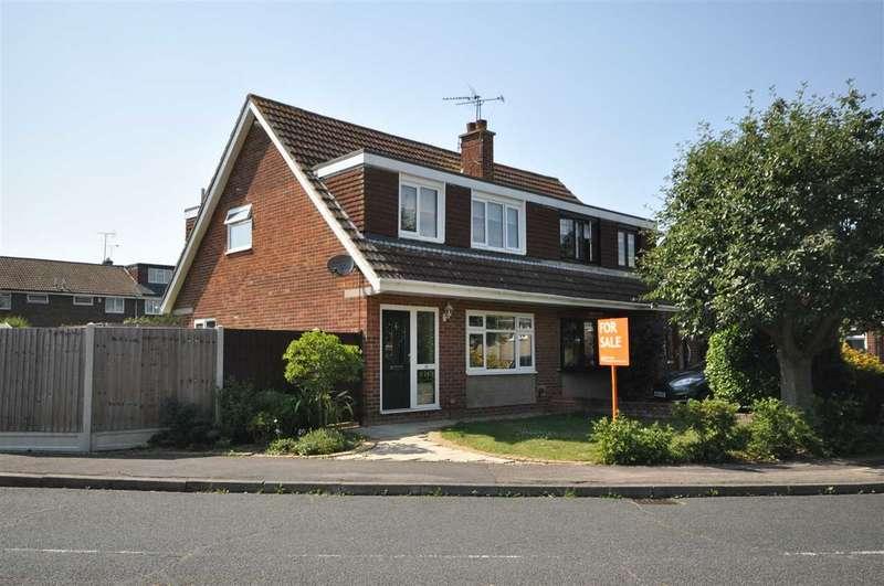 3 Bedrooms Semi Detached House for sale in Magnolia Way, Pilgrims Hatch