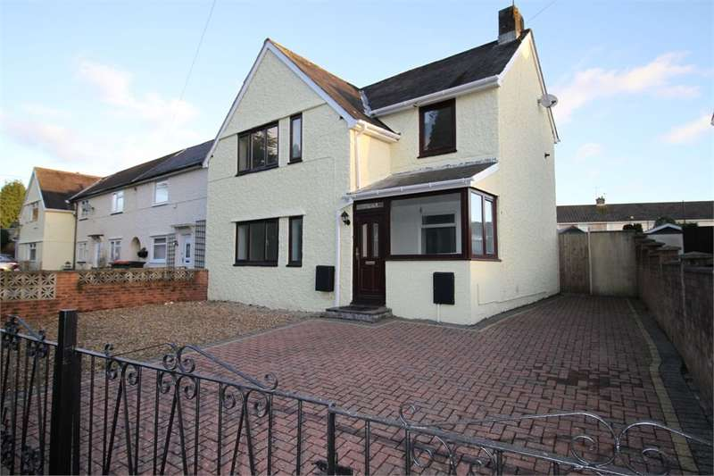 3 Bedrooms End Of Terrace House for sale in Wern Terrace, Rogerstone, NEWPORT, NP10