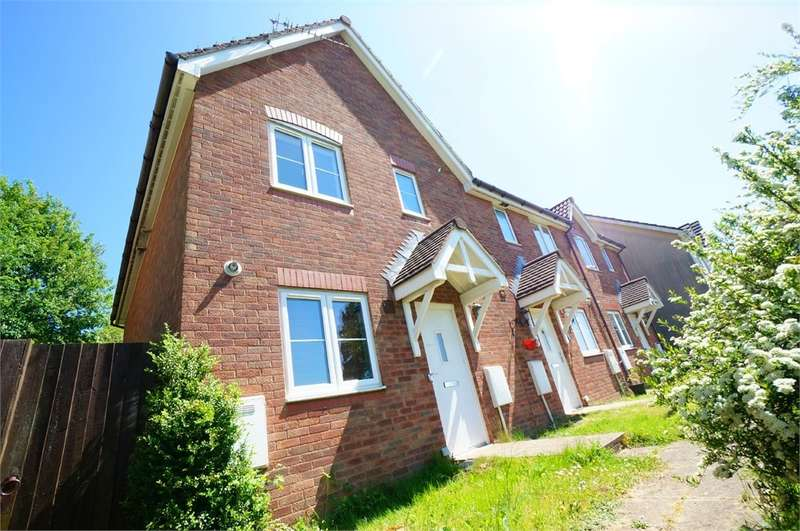 3 Bedrooms End Of Terrace House for sale in High Trees, Risca, Newport, NP11