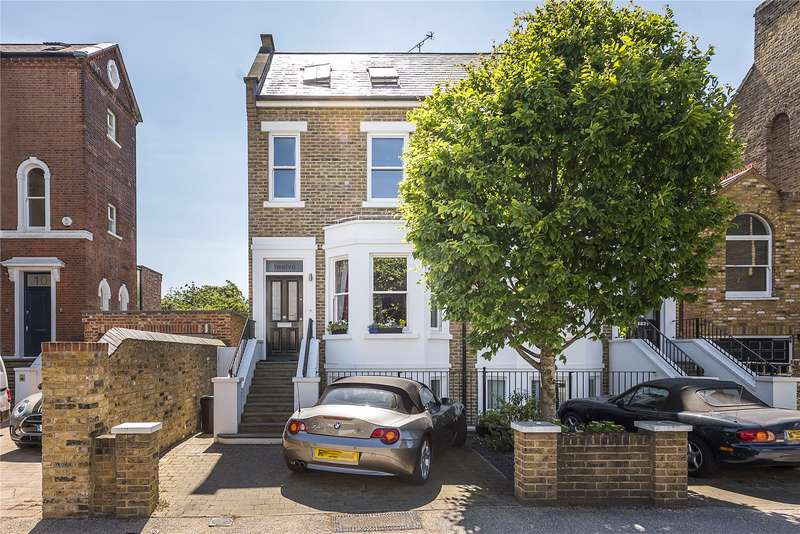 4 Bedrooms Semi Detached House for sale in Park Road, East Twickenham, TW1