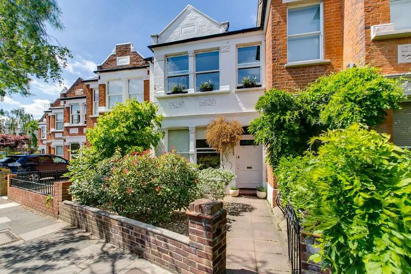 3 Bedrooms Flat for sale in Selwyn Avenue, Richmond