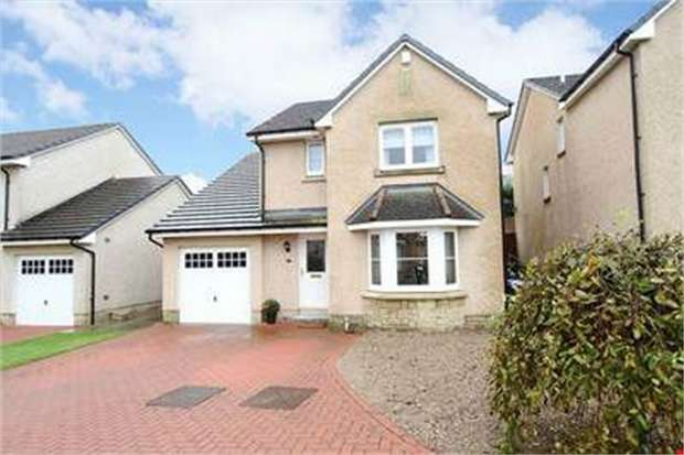 4 Bedrooms Detached House for sale in Brockwood Crescent, Aberdeen