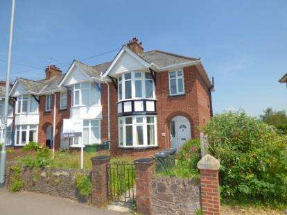 3 Bedrooms End Of Terrace House for sale in Exeter, Devon