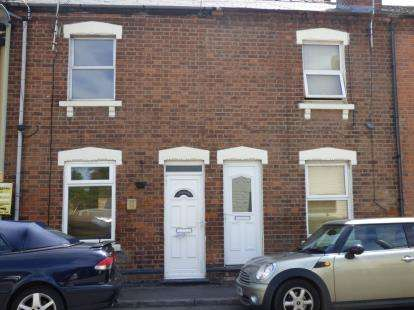 2 Bedrooms Terraced House for sale in Westend Parade, Gloucester, Gloucestershire