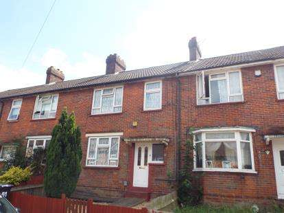 3 Bedrooms Terraced House for sale in Corncastle Road, Luton, Bedfordshire, England
