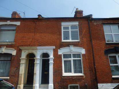 2 Bedrooms Terraced House for sale in Shakespeare Road, The Mounts, Northampton, Northamptonshire