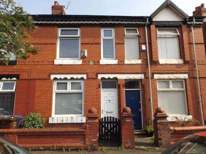 2 Bedrooms Terraced House for sale in Thornton Road, Manchester, Greater Manchester, Uk