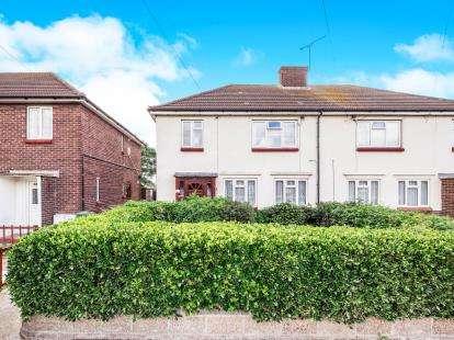 2 Bedrooms Maisonette Flat for sale in Dagenham, Essex, .