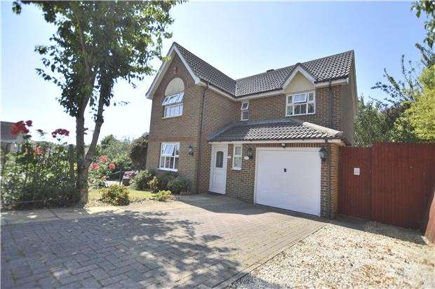 4 Bedrooms Detached House for sale in Redmayne Drive, HASTINGS, East Sussex, TN34 1RD