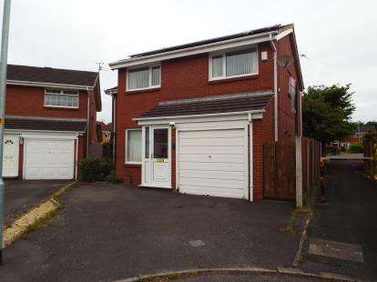 4 Bedrooms Detached House for sale in Hereford Close, Woolston, Warrington, Cheshire, WA1