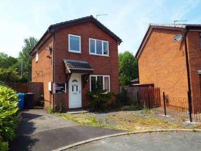 3 Bedrooms Detached House for sale in Aldersey Close, Windmill Hill, Runcorn, Cheshire, WA7