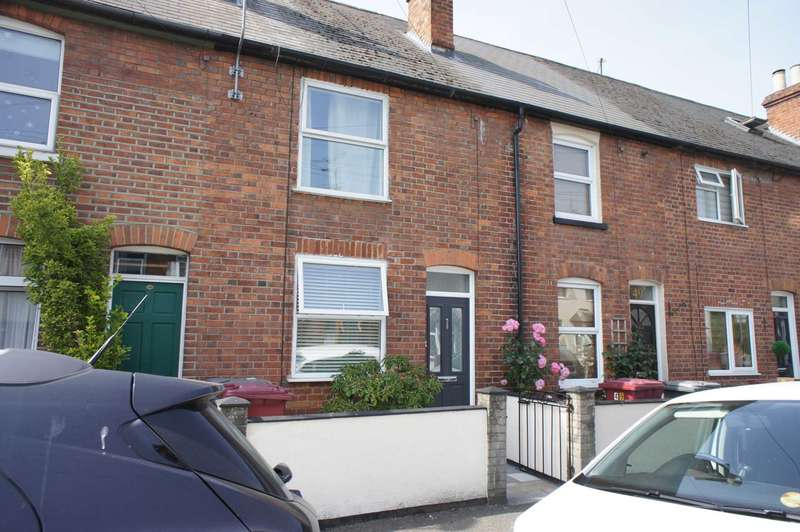 3 Bedrooms Terraced House for sale in Cardiff Road, Reading