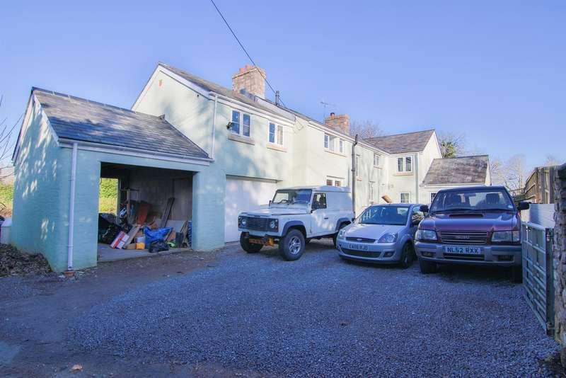 5 Bedrooms Unique Property for sale in Heol Y Cawl Lane, Corntown, Bridgend