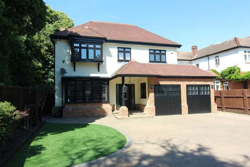 6 Bedrooms Detached House for sale in Goddington Lane, Orpington, Kent, BR6 9DT