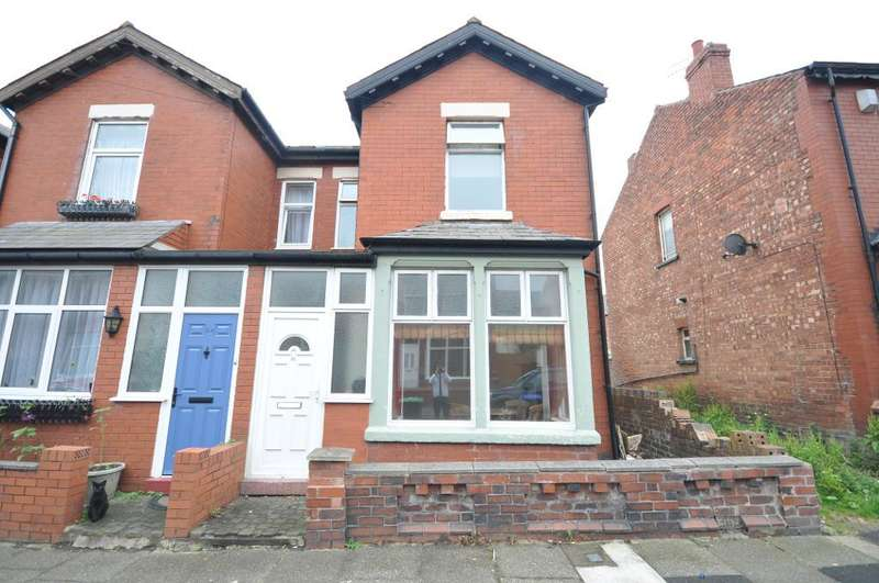 3 Bedrooms Semi Detached House for sale in Portland Road, Blackpool, Lancashire, FY1 4EF
