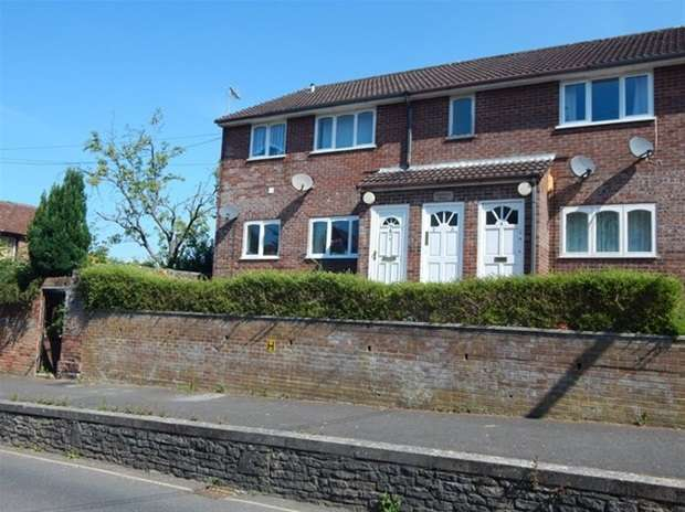 2 Bedrooms Flat for sale in Station Road, Castle Cary