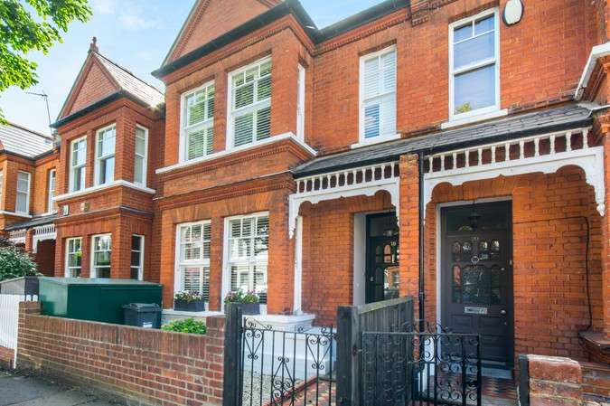 4 Bedrooms Terraced House for sale in Compton Crescent, Chiswick