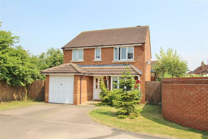 3 Bedrooms Detached House for sale in Kiln Close, Calvert Green
