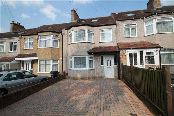 4 Bedrooms Terraced House for sale in Sherwood Road