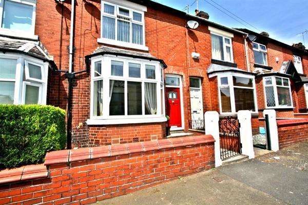3 Bedrooms Terraced House for sale in Brookfield, Prestwich