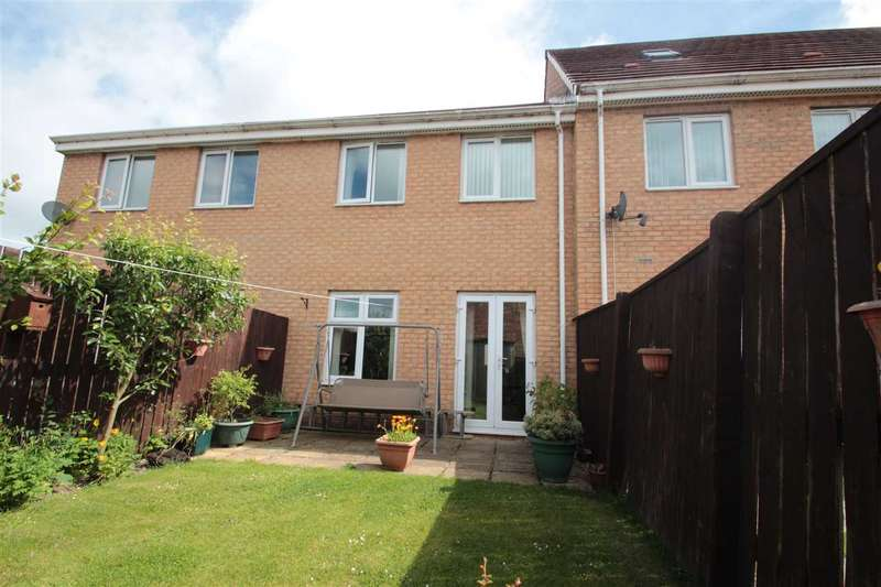 3 Bedrooms Terraced House for sale in Generation Place, Consett
