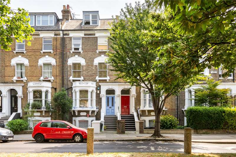 2 Bedrooms Flat for sale in Petherton Road, London, N5