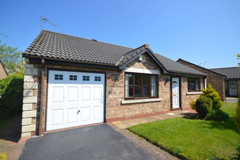 2 Bedrooms Detached Bungalow for sale in Meadow Vale, Seaton, Workington, CA14